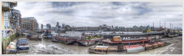 The Working Thames by Nigel Lomas on 500px