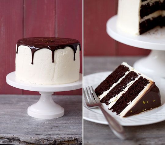 Sudden Cravings: 10 Decadent Chocolate Cake RecipesOlive Oil, Blackberries Red, Wine Chocolates, Chocolate Cake Recipes, Chocolates Cake, 10 Decadent, Decadent Chocolates, Chocolate Cakes, Red Wines
