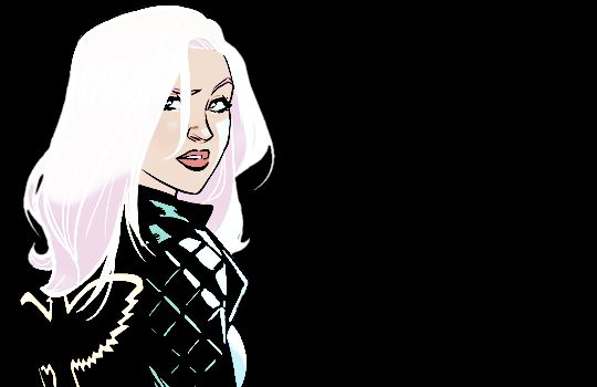 Dinah Lance was born into a family of crime fighters; her mother was a vigilante and her father is a cop. She grew up with the company of heroes, and after years of training, followed in her parent's footsteps by assuming the costume, identity, and legacy of her mother Dinah Drake, the Black Canary.