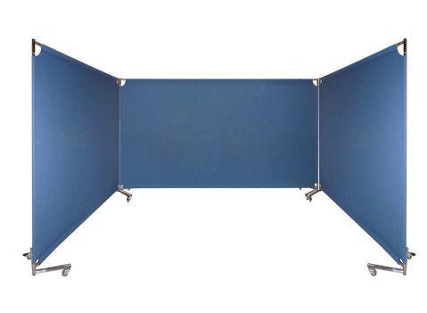 Pannelli divisori KAMP con tessuto. #roomdivider #screendivider #divisorio #openspace