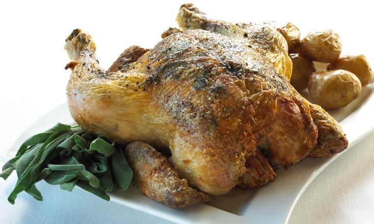C'est absolument la recette de poulet qu'il faut pour Noël. Décadent et inattendu. | Le Poulet du Québec