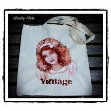 Geanta de vara - Vintage Girl