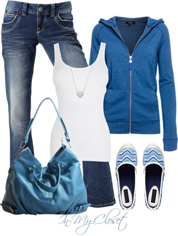"""Casual - #18"" by in-my-closet on Polyvore"