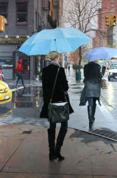 Oil Paintings By Vincent Giarrano - Fine Art Blogger