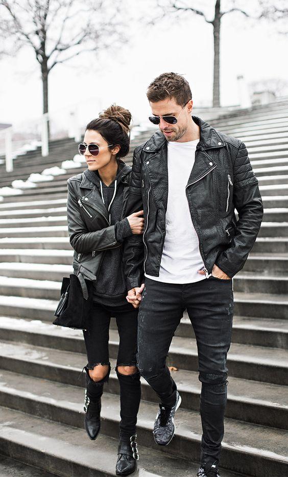 Street wear is by far my favorite. Elegant with a fierce attitude.