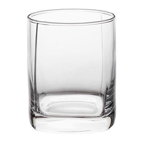 ДАРРОКА Стакан д/виски IKEA Только для холодных напитков. Объем 270 мл. Можно мыть в посудомоечной машине.
