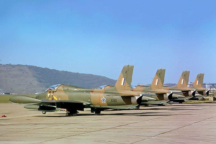 5 squadron Impala MK II's
