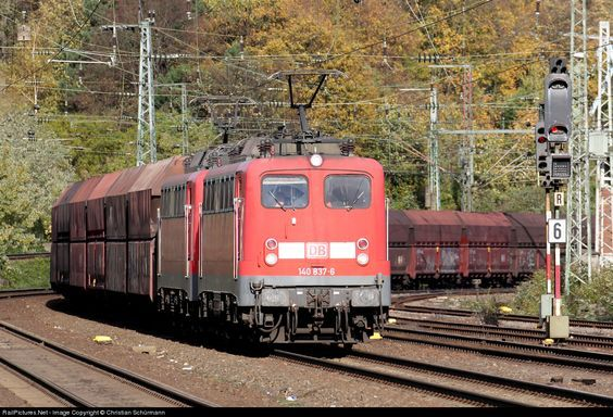 RailPictures.Net Photo: 140 837-6 DB Schenker BR140 at Cologne, Germany by…