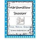 Want a fun way to teach force, motion, and gravity?  I had a blast making Marshmallow Shooters with my second graders.  We had a competition to see...