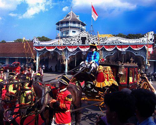 Kyai Garuda Putra - Keraton Surakarta - Kirab Agung Sewindu Tingalan Jumenengan Dalem SISKS PB XIII
