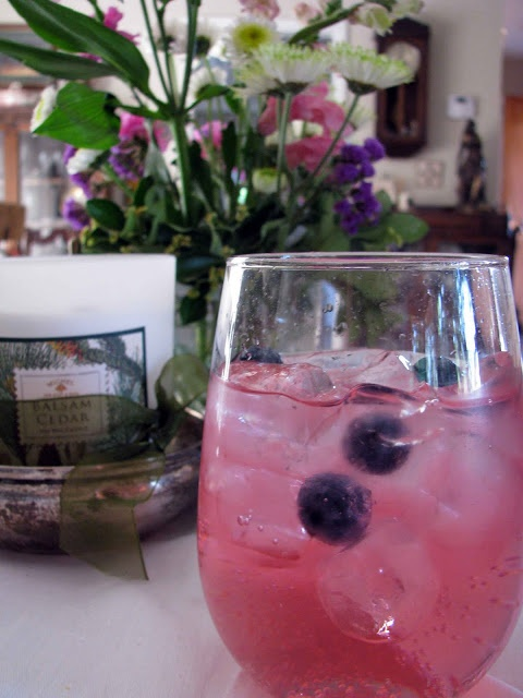 Creative Journeys: Blueberry deliciousness