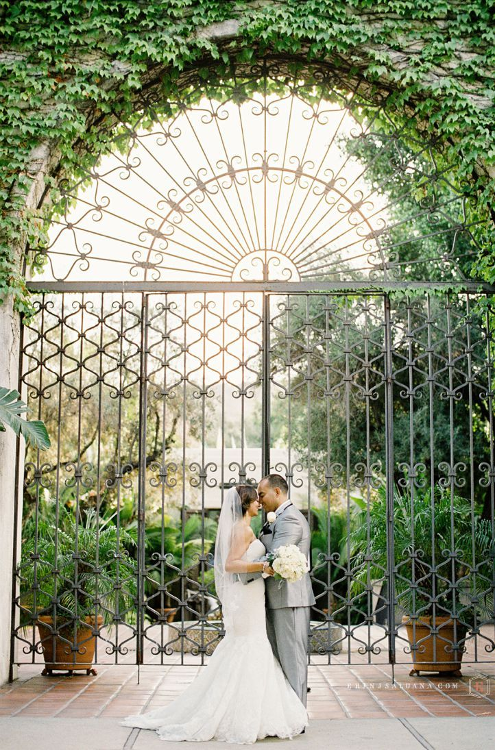 Los Angeles La River Center And Gardens Wedding Film Erin J Saldana Photography