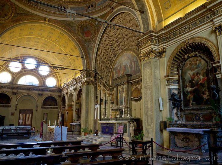 Santa Maria presso San Satiro in Milan (Italy)