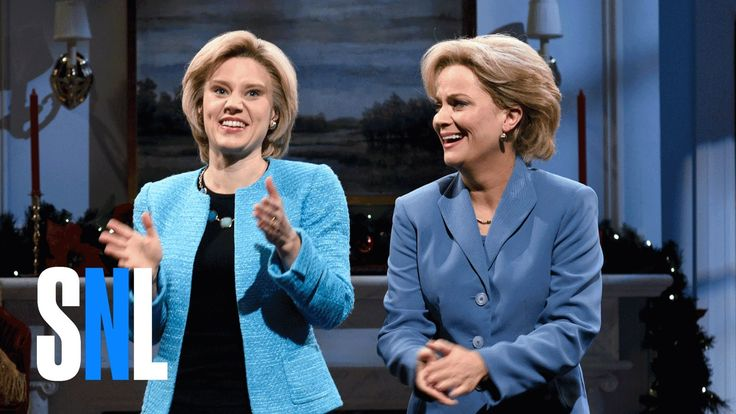 A Hillary Christmas On SNL Featuring Amy Poehler and Tina Fey