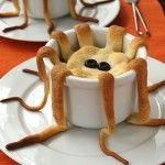 Tentacle pot pieDesserts, Fun Food, Halloween Fun, Pot Pies, Chicken Pots Pies, Food Photo, Octopuses, Foodart, Food Art