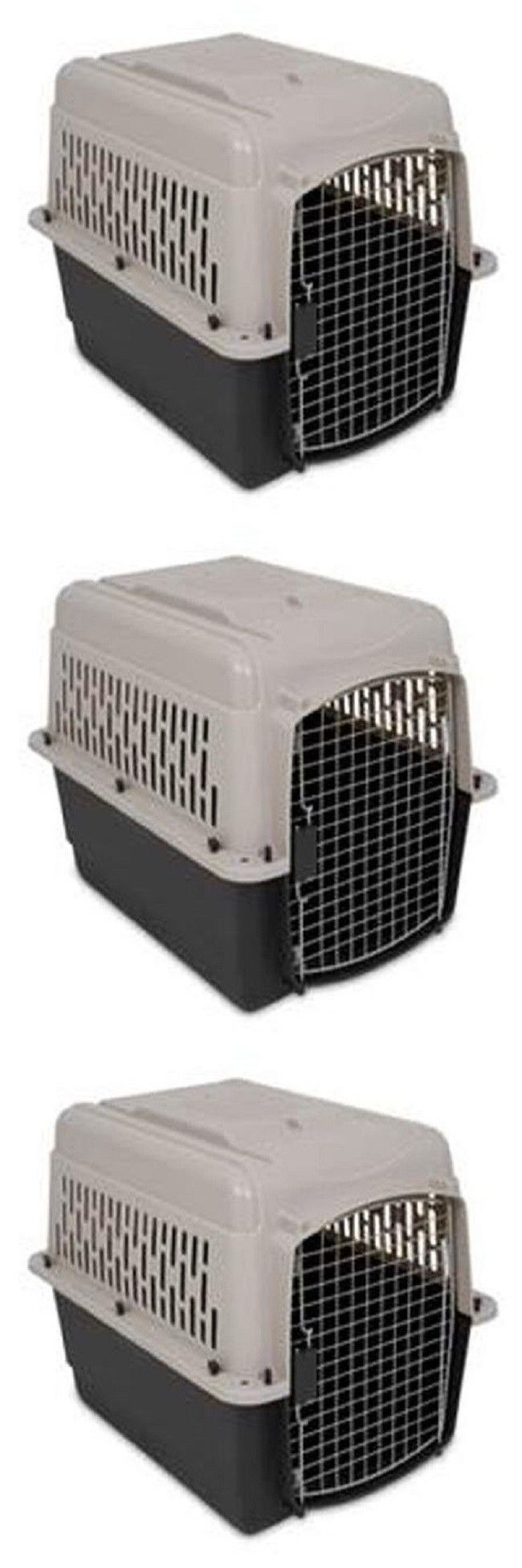Carriers and Crates 26702: Dog Crate Puppy Cage Travel Cages Large Pet Carriers For Flying Cars Pets Taxi -> BUY IT NOW ONLY: $88.89 on eBay!