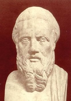"Herodotus ca. 484 – 425 BC Herodotus is considered the father of history in Western culture. He approached history as a science by collecting his material systematically and testing its accuracy. Herodotus was also a gifted narrator. The word history itself comes from Herodotus' book The Histories, which means ""inquiries"" in Greek. This book is also considered the first work of history in Western literature."