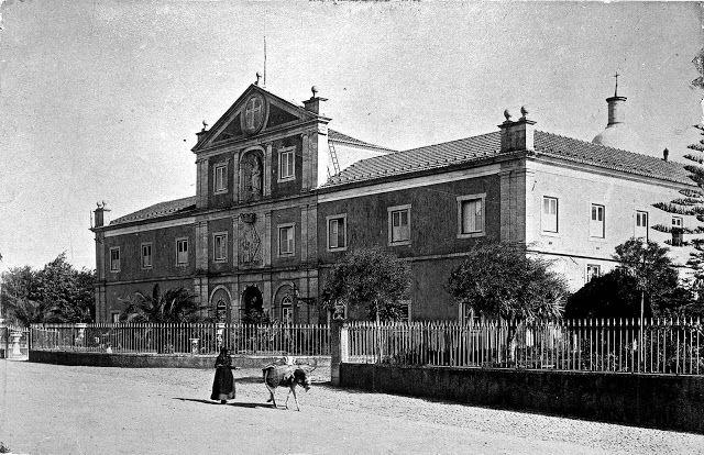 Lisboa de Antigamente: Real Colégio Militar