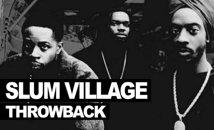 Tim Westwood liberates a crazy Slum Village freestyle from back in 2002 for Throwback Thursday. While it's labelled as such, it's actually Elzhi spitting dolo for a good 7-minutes while Baatin and T3 listen in and provide ad-libs, but I doubt anybody is gonna be mad at that. Click to listen...