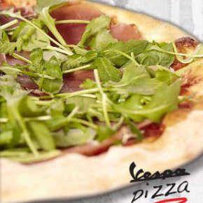 Vespa Pizza - Házhozszállítás   LeFood