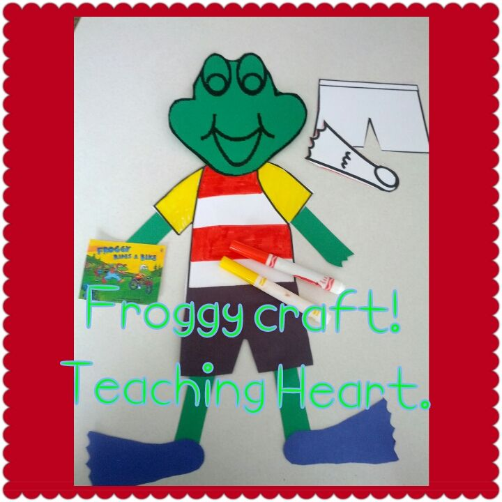 16 best Froggy images on Pinterest | Preschool books, Book ...