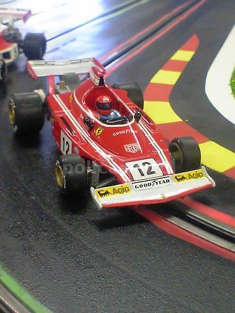 Slot car Polistil Ferrari 312 B3