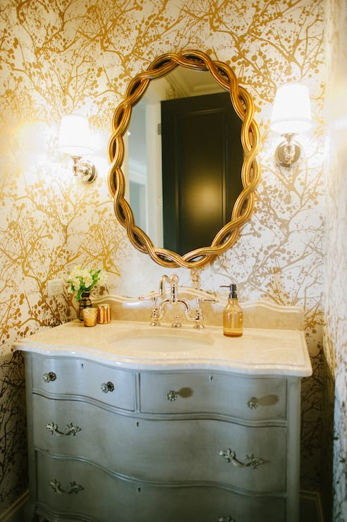 Gold Framed Bathroom Mirrors 12 best gold mirrors images on pinterest | gold mirrors, bathroom