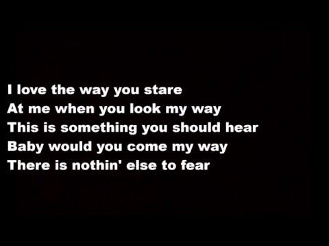 Kid Ink Fetty Wap - Promise (lyrics on screen) - YouTube