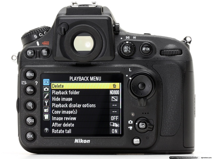 New Baby - Surprise Happy Anniversary to Me!    Nikon D800 Review: Digital Photography Review