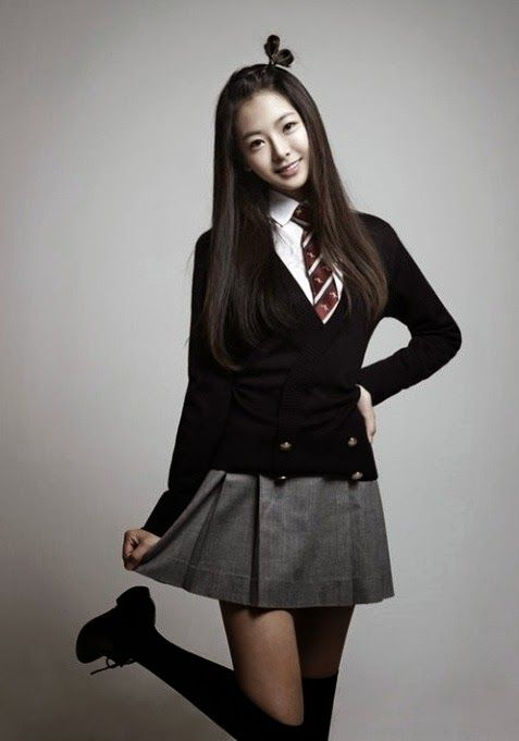 Official Korean Fashion : Korean School Uniform