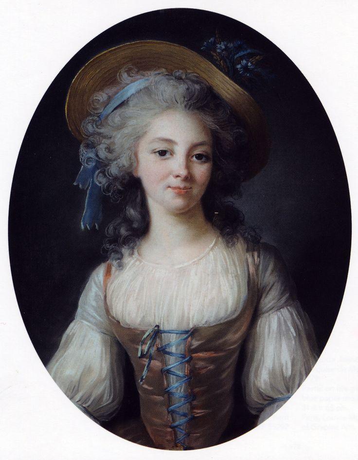 Countess Pierre de Montesquiou Fezensac - 1780, Elisabeth Vigée Le Brun