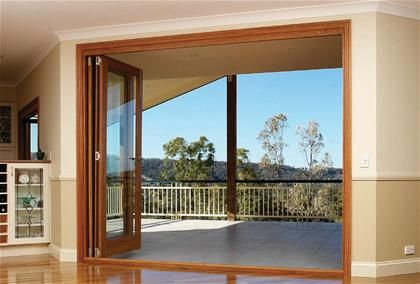 Imagine What You Can Do: Windsor products are custom built to order and hand crafted to meet your specific architectural needs and decorating style.  Windsor Bi-fold doors