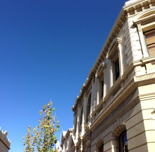 Fremantle's historic West End
