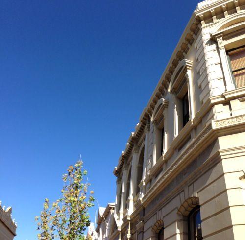 Fremantle's historic West End
