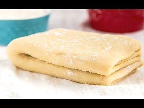 Pasta sfoglia,rapida e furba - YouTube