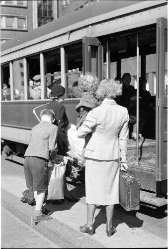 Hämeentie Helsinki 1941