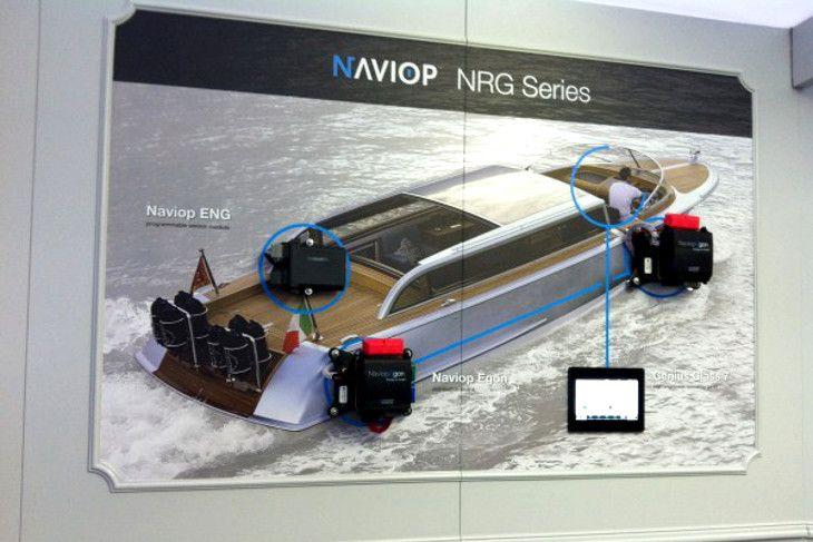 Navico, poids lourd de l'électronique marine, rachète Naviop