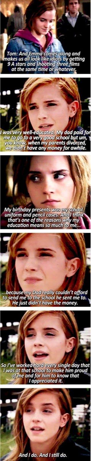 Emma Watson , Pure Awesomeness