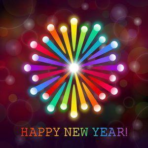Happy New Year 2018 Quotes :   Image   Description  Happy New Year Gif – Non solo Musica e Ricette