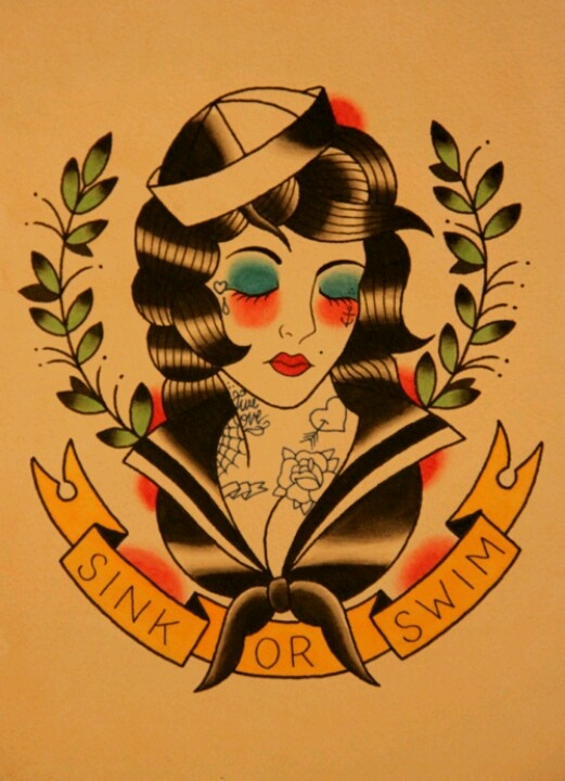#tattoo sailor