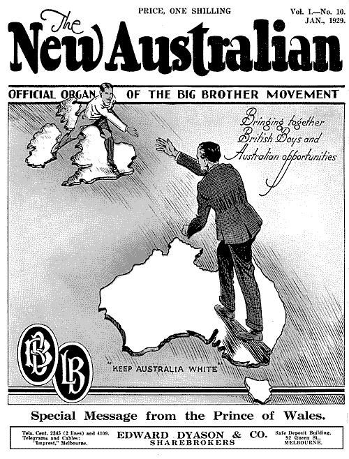 The 'White Australia' Policy