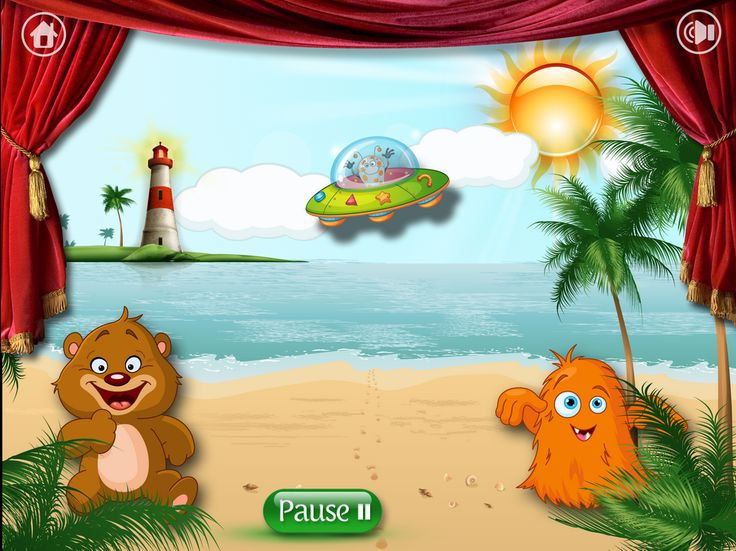 It's time for storytelling! Let your imagination run wild and start your own fantastic space adventure. This adorable and playful game gives children the opportunity to express themselves through creating and telling their stories. With kid-friendly interface and the colorful graphics our app turn storytelling into child's play. Perfect to play anytime and anywhere. #KiddyStory