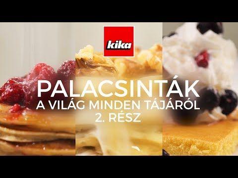 (290) Palacsinták a világ minden tájáról 2. rész | Kika Magyarország - YouTube