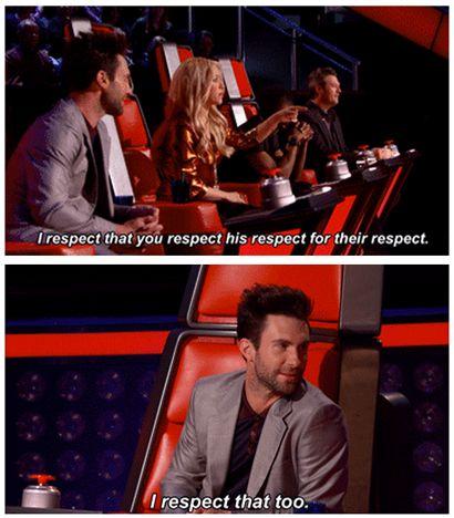 Adam Levine & The Voice.. The best Judge Cast ever.....Best talent season ever 2013!!!!!!