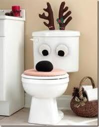 accesorios para baño motivo navidad - Buscar con Google
