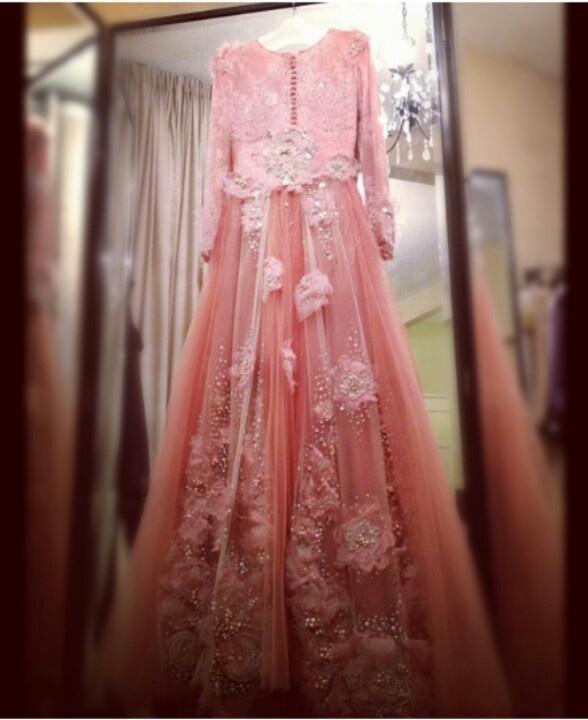 Weding dress by hatta dolmat