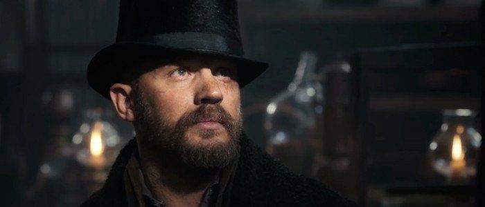 """Steven Knight Talks 'Taboo' TV Series: """"I Don't Think Anything Has Ever Been Like It"""" http://filmanons.besaba.com/steven-knight-talks-taboo-tv-series-i-dont-think-anything-has-ever-been-like-it/  Taboomarks another collaboration betweenSteven Knightand actorTom Hardy. The BBC and FX series follows up their work together onPeaky Blindersseason twoand Knight's spellbinding second feature,Locke. The dark and atmospherictrailerfor their series made itlook unlike any show coming out…"""