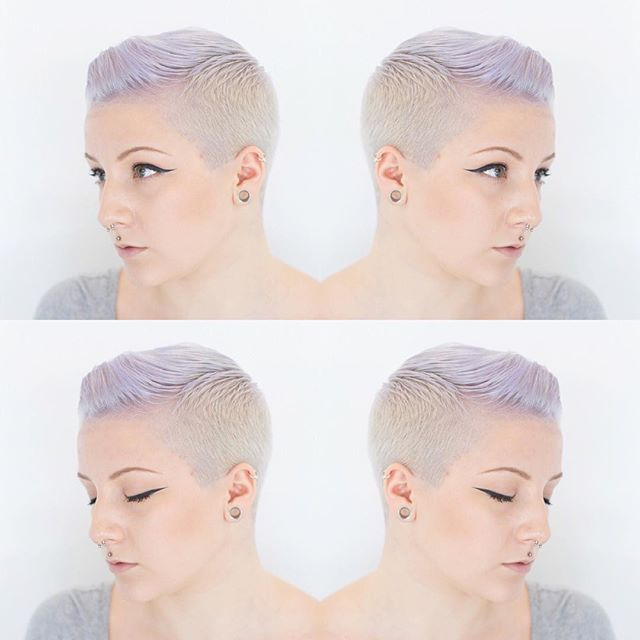 Vrouwen die trots zijn op hun wilde haren… Bekijk hier 12 pracht exemplaren van korte kapsels met een trendy draai!