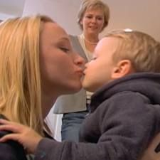 Teen Mom Maci Bookout and son Bentley