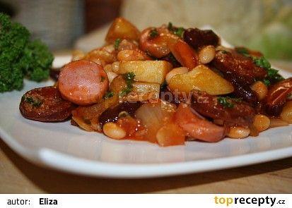 Chilli fazole pro pořádného chlapa recept - TopRecepty.cz